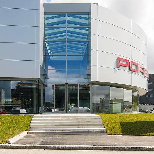 Porsche stavanger alunor metall as for Porte zen fiber