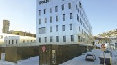 Politihuset Tromsø - Alunor Metall-2jpg