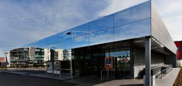 Alanod reflektorplate fasade - Alunor Metall AS