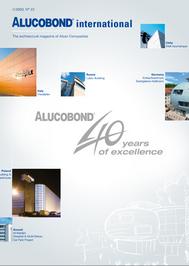 ALUCOBOND international No 22