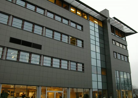 Alucobond fasadeplater levert av AlunorMetall AS