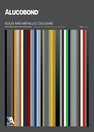 ALUCOBOND® colour Charts